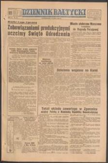 Dziennik Bałtycki, 1950, nr 188