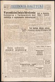 Dziennik Bałtycki, 1950, nr 199