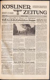 Kösliner Zeitung [1942-08] Nr. 227