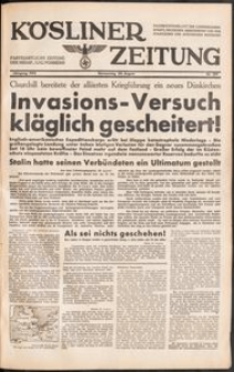 Kösliner Zeitung [1942-08] Nr. 229