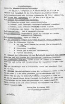 Obwieszczenie prezydenta rejencji koszalińskiej z 9.02.1934 r.