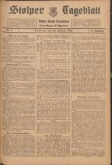 Stolper Tageblatt.Stolper Neueste Nachrichten Nr. 8