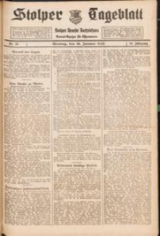 Stolper Tageblatt.Stolper Neueste Nachrichten Nr. 13