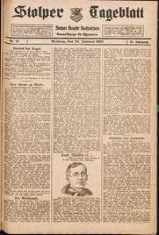 Stolper Tageblatt.Stolper Neueste Nachrichten Nr. 19