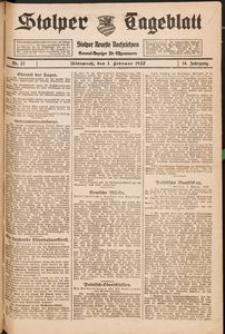 Stolper Tageblatt.Stolper Neueste Nachrichten Nr. 27