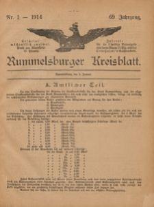 Rummelsburger Kreisblatt pro 1914