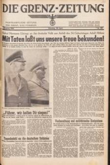 Grenz-Zeitung Nr. 109