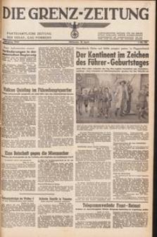 Grenz-Zeitung Nr. 110