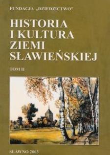 Historia i kultura Ziemi Sławieńskiej. T. 2