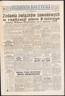 Dziennik Bałtycki, 1950, nr 210