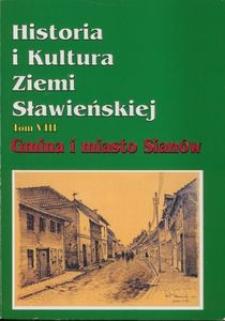 Historia i kultura Ziemi Sławieńskiej. T. 8, Gmina i miasto Sianów