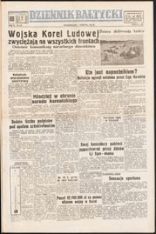 Dziennik Bałtycki, 1950, nr 215