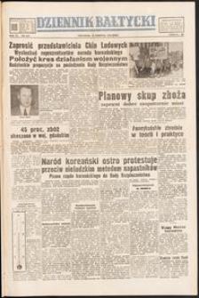 Dziennik Bałtycki, 1950, nr 218