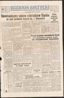 Dziennik Bałtycki, 1950, nr 222