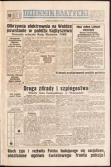 Dziennik Bałtycki, 1950, nr 230