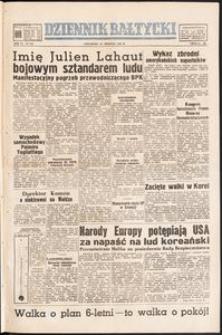 Dziennik Bałtycki, 1950, nr 232