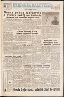 Dziennik Bałtycki, 1950, nr 233
