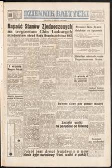 Dziennik Bałtycki, 1950, nr 23