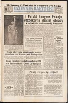 Dziennik Bałtycki, 1950, nr 240