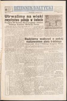 Dziennik Bałtycki, 1950, nr 243