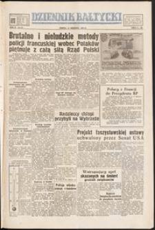 Dziennik Bałtycki, 1950, nr 255