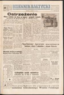 Dziennik Bałtycki, 1950, nr 256