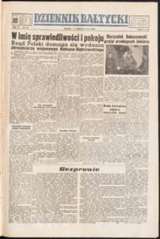 Dziennik Bałtycki, 1950, nr 258