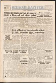 Dziennik Bałtycki, 1950, nr 279