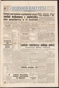 Dziennik Bałtycki, 1950, nr 287