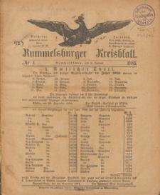 Rummelsburger Kreisblatt 1885