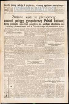 Dziennik Bałtycki, 1950, nr 299