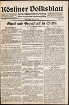 Kösliner Volksblatt [1919-07] Nr. 165