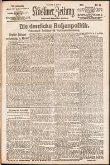 Kösliner Zeitung [1919-02] Nr. 39