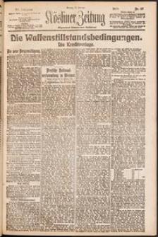 Kösliner Zeitung [1919-02] Nr. 40