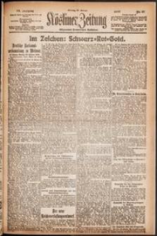 Kösliner Zeitung [1919-02] Nr. 47