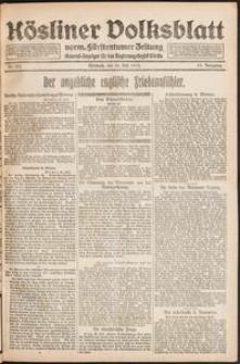 Kösliner Volksblatt [1919-07] Nr. 175