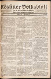 Kösliner Volksblatt [1919-09] Nr. 209
