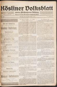 Kösliner Volksblatt [1919-09] Nr. 227