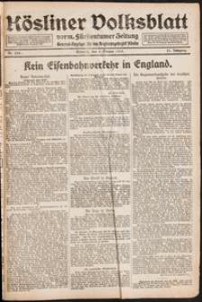 Kösliner Volksblatt [1919-10] Nr. 229