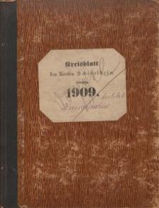 Kreisblatt des Kreises Schivelbein. Jahrgang 1909