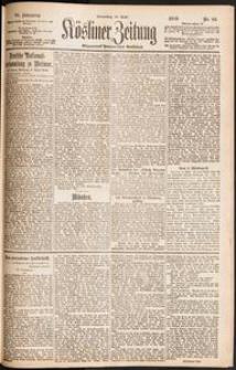 Kösliner Zeitung [1919-04] Nr. 85