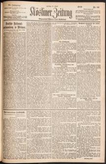 Kösliner Zeitung [1919-04] Nr. 86
