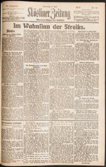 Kösliner Zeitung [1919-04] Nr. 91
