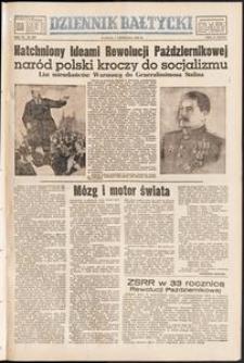 Dziennik Bałtycki, 1950, nr 307