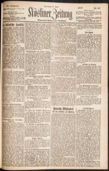 Kösliner Zeitung [1919-04] Nr. 97