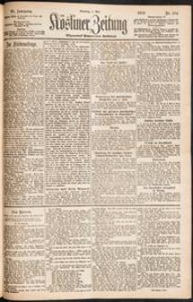 Kösliner Zeitung [1919-05] Nr. 104
