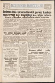 Dziennik Bałtycki, 1950, nr 317