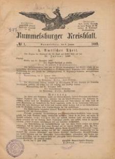 Rummelsburger Kreisblatt 1889