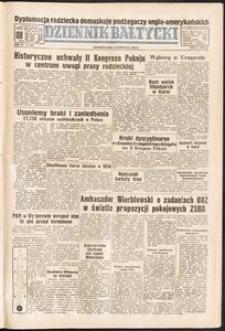 Dziennik Bałtycki, 1950, nr 327