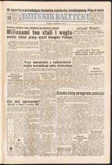 Dziennik Bałtycki, 1950, nr 328